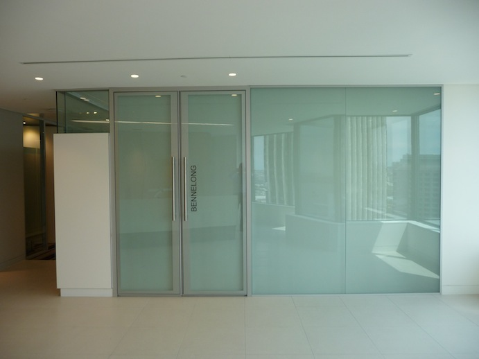 Switchable Privacy Glass Skycon